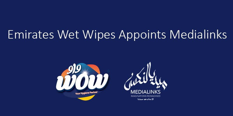 Emirates Wet Wipes Appoints Medialinks